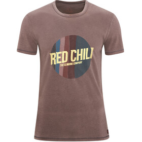 Red Chili Apani T-Shirt Men brun